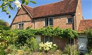 Milton's Cottage and garden